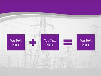 Electricity Lines PowerPoint Templates - Slide 95