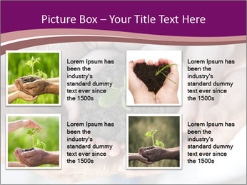 Farmers family hands PowerPoint Templates - Slide 14
