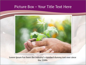Farmers family hands PowerPoint Template - Slide 15