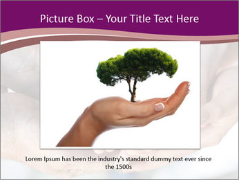 Farmers family hands PowerPoint Template - Slide 16