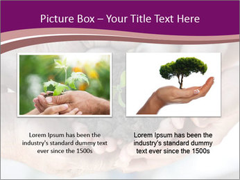 Farmers family hands PowerPoint Template - Slide 18