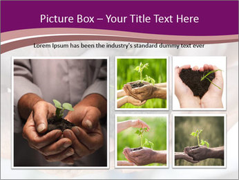 Farmers family hands PowerPoint Template - Slide 19