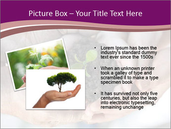 Farmers family hands PowerPoint Template - Slide 20