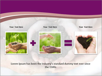 Farmers family hands PowerPoint Templates - Slide 22