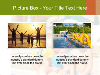Big family relaxed PowerPoint Template - Slide 18
