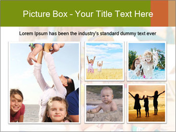 Big family relaxed PowerPoint Template - Slide 19