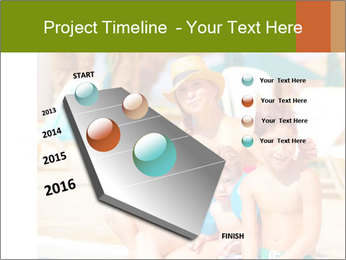 Big family relaxed PowerPoint Template - Slide 26