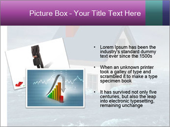 House flood insurance concept PowerPoint Template - Slide 20