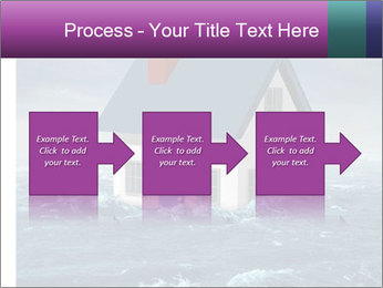 House flood insurance concept PowerPoint Template - Slide 88