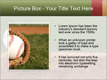 Baseball PowerPoint Templates - Slide 13