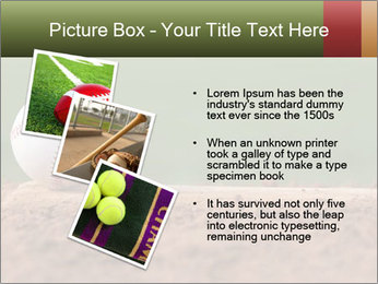 Baseball PowerPoint Templates - Slide 17