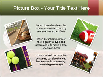 Baseball PowerPoint Templates - Slide 24