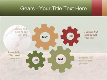 Baseball PowerPoint Templates - Slide 47