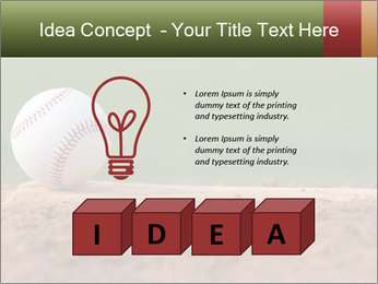 Baseball PowerPoint Templates - Slide 80