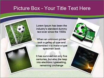 Abstract technology background PowerPoint Template - Slide 24