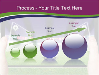 Abstract technology background PowerPoint Template - Slide 87