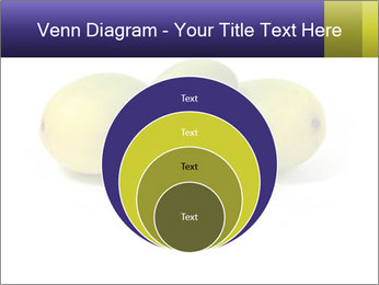 Beautiful and appetizing of green-yellow mangoes PowerPoint Templates - Slide 34