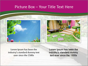 Garden flowers PowerPoint Templates - Slide 18