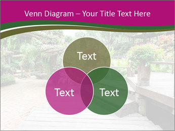 Garden flowers PowerPoint Templates - Slide 33