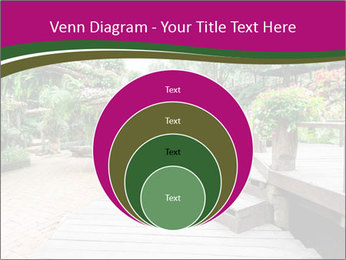 Garden flowers PowerPoint Templates - Slide 34