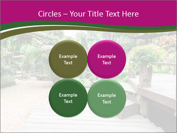 Garden flowers PowerPoint Templates - Slide 38