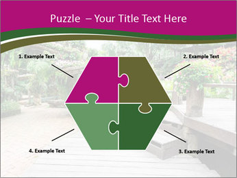Garden flowers PowerPoint Templates - Slide 40