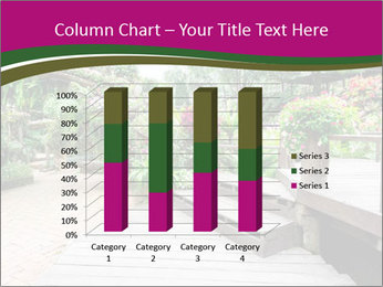 Garden flowers PowerPoint Templates - Slide 50