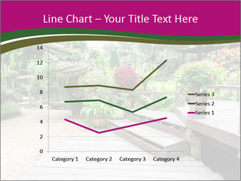 Garden flowers PowerPoint Templates - Slide 54
