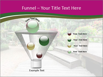 Garden flowers PowerPoint Templates - Slide 63