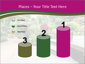 Garden flowers PowerPoint Templates - Slide 65