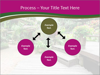 Garden flowers PowerPoint Templates - Slide 91
