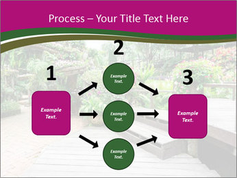 Garden flowers PowerPoint Templates - Slide 92