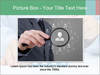 Human resources and corporate hierarchy concept PowerPoint Templates - Slide 15