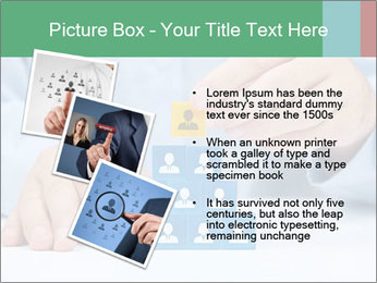 Human resources and corporate hierarchy concept PowerPoint Templates - Slide 17