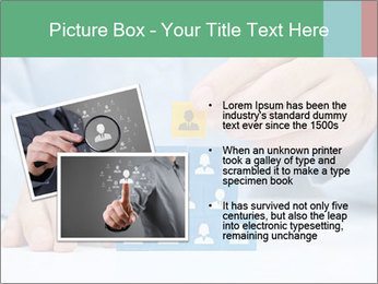 Human resources and corporate hierarchy concept PowerPoint Templates - Slide 20
