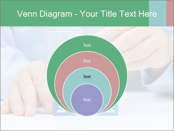 Human resources and corporate hierarchy concept PowerPoint Templates - Slide 34