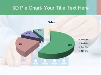 Human resources and corporate hierarchy concept PowerPoint Templates - Slide 35