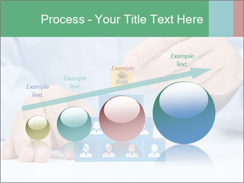 Human resources and corporate hierarchy concept PowerPoint Templates - Slide 87
