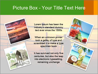 Beach volleyball PowerPoint Template - Slide 24