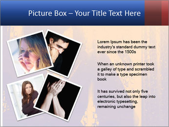 Sad girl PowerPoint Templates - Slide 23