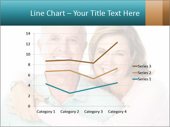 Happy senior couple in love PowerPoint Template - Slide 54