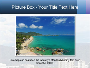 The beautiful tourist city of Cairns PowerPoint Templates - Slide 16