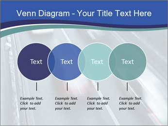 Traffic on a highway PowerPoint Templates - Slide 32