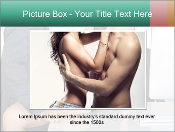 Couple having sex in office PowerPoint Templates - Slide 15