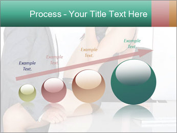 Couple having sex in office PowerPoint Templates - Slide 87