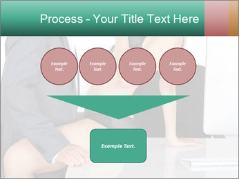 Couple having sex in office PowerPoint Template - Slide 93