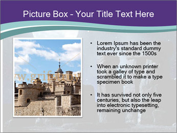 Historical monument PowerPoint Template - Slide 13