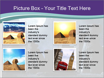 Historical monument PowerPoint Template - Slide 14