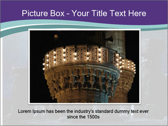 Historical monument PowerPoint Template - Slide 15