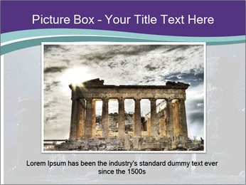 Historical monument PowerPoint Template - Slide 16